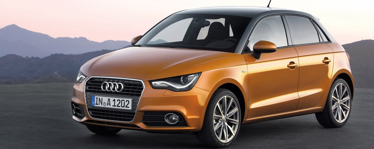 used Audi A1 Sportback front view