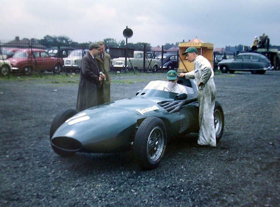 Vanwall Aintree - British Grand Prix