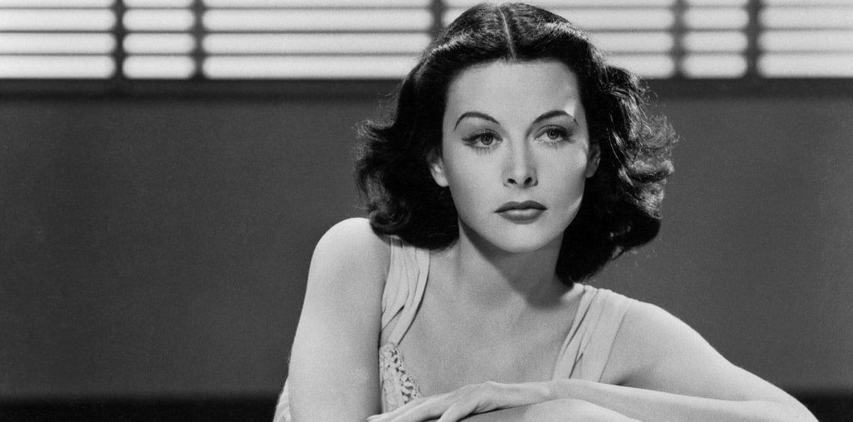 Hedy Lamar Car Inventor