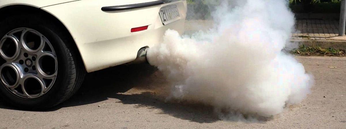holy smoke    exhaust smoke