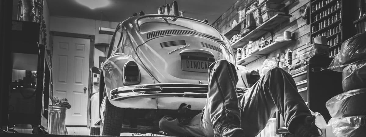 servicing older cars
