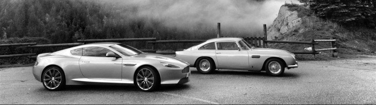 Aston Martin DB Series