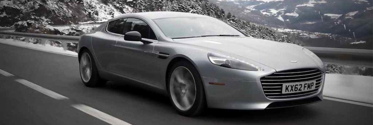 Wes Aston Martin Rapide S
