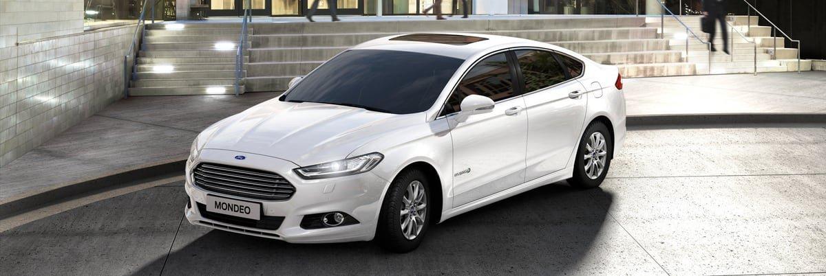 Ford Mondeo Hybrid Model
