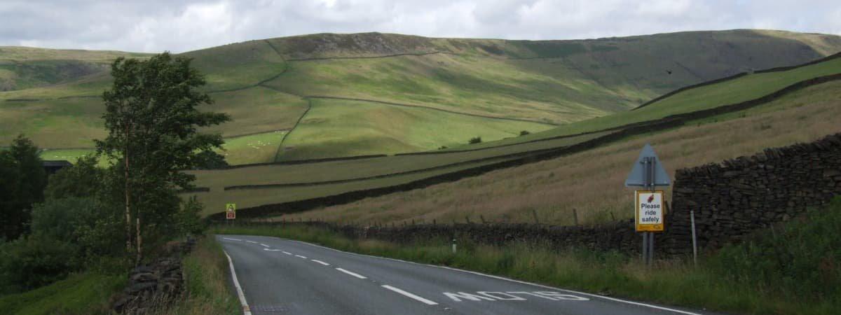 Snake Pass - Peak District Roads