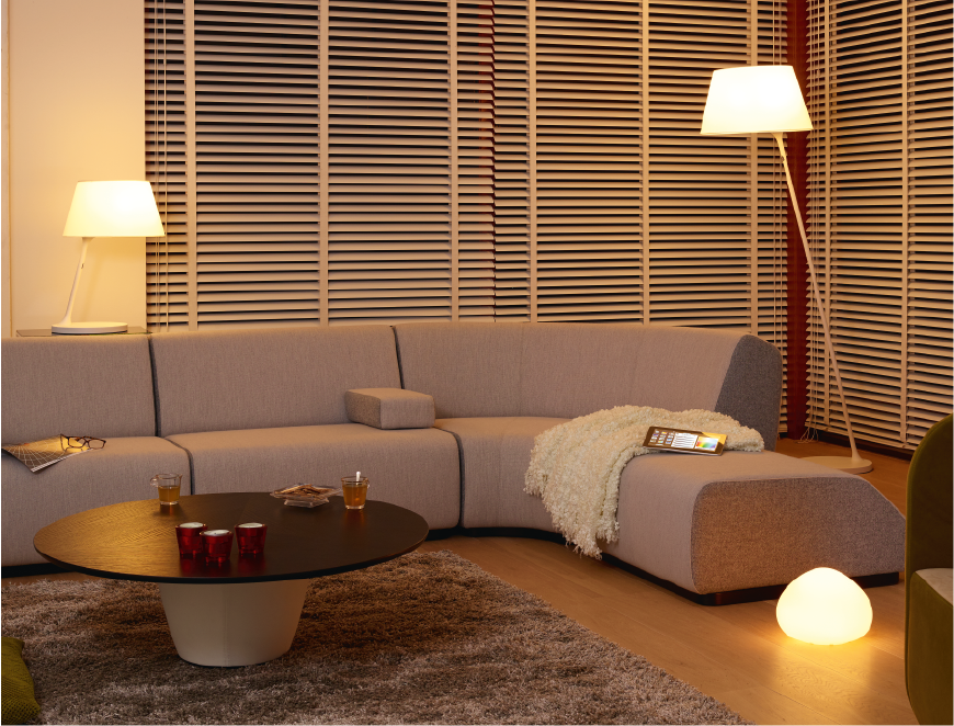 Small Living Room Lighting Ideas - Meethue | Philips Hue