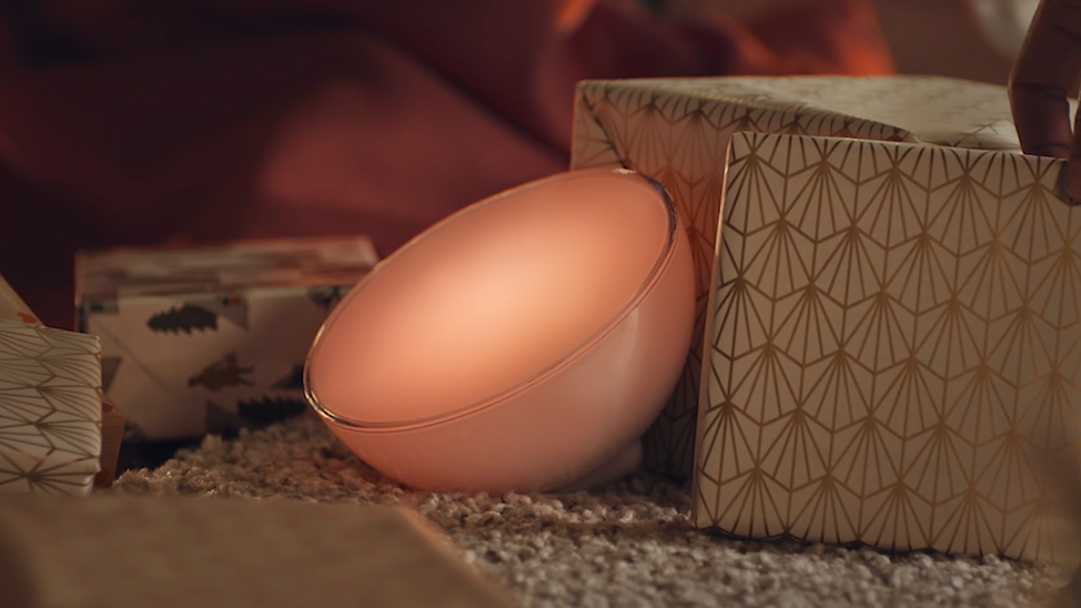Philips Hue Go portable lamp