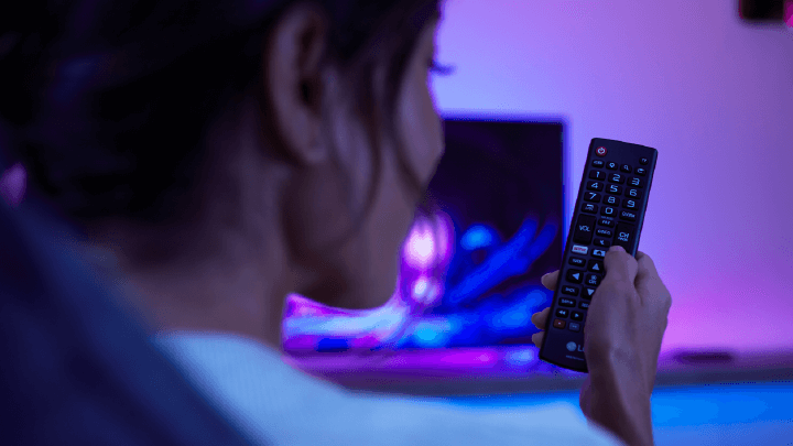 Sync hue with your tv