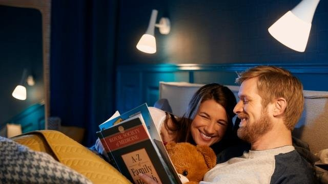 Bedroom Lighting Ideas For Couples Meethue Philips Hue