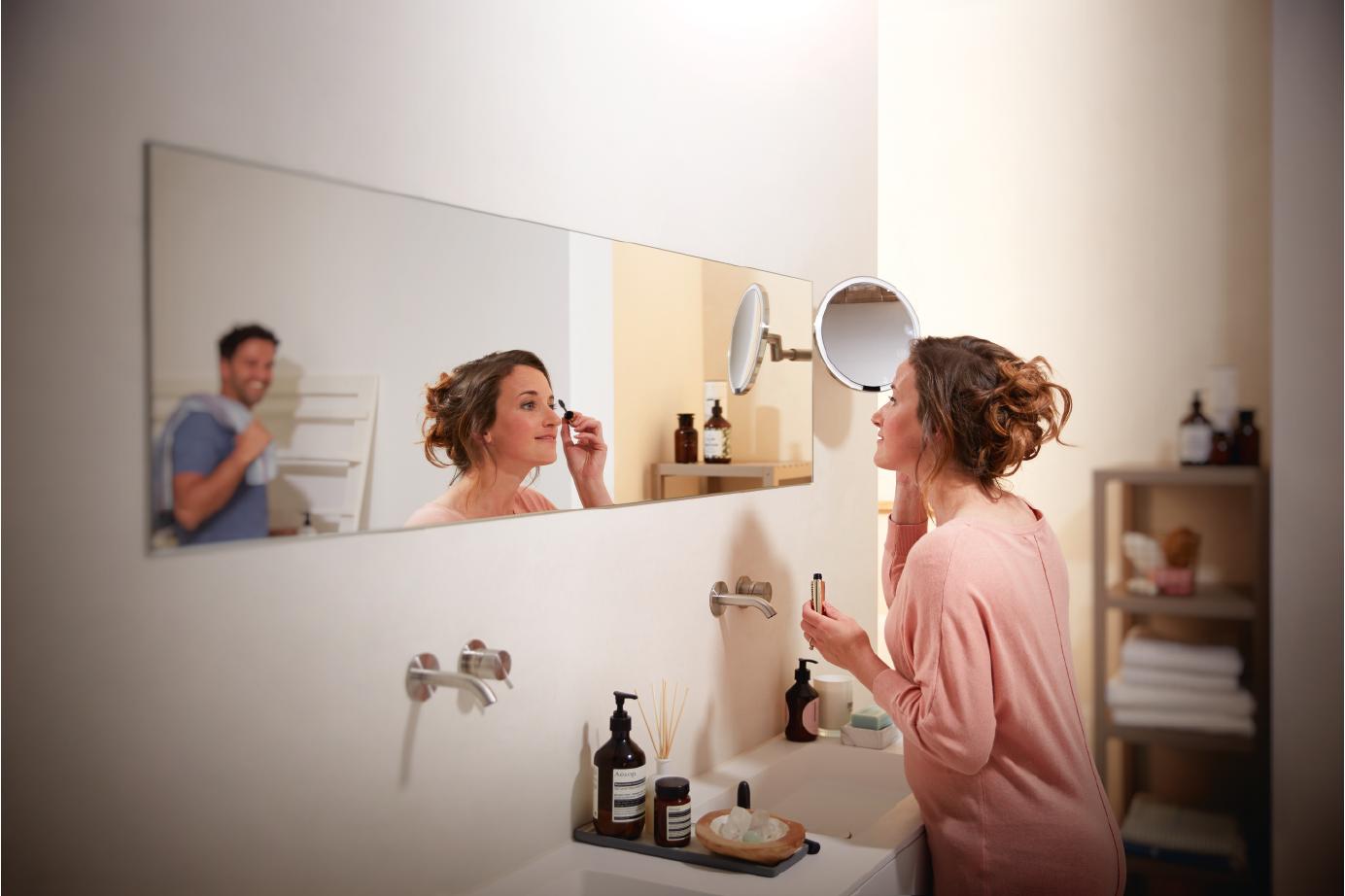 Tips On Bathroom Lighting - Meethue