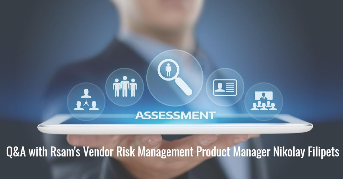 Vendor Risk Assessments vendor risk management 3rd party assessments